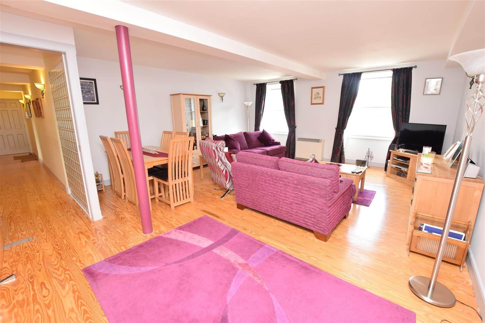 Flat 3C, East Mill, Stanley Mills, Cotton Yard, Stanley, Stanley Perth, Perthshire, PH1 4RB, UK